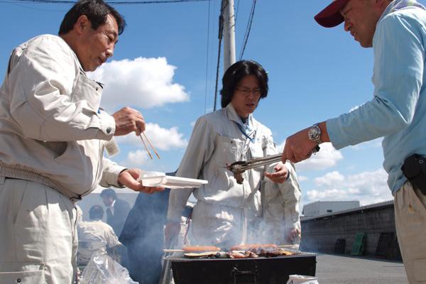 2010年京都BBQ
