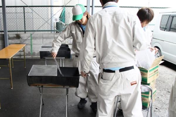 2011年4月京都BBQ