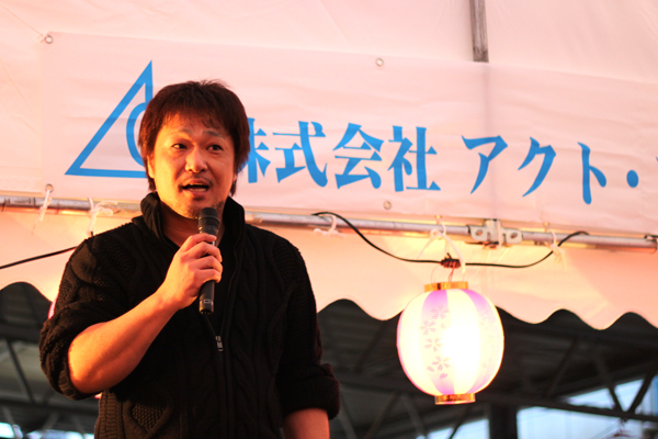 2015年以前の桜祭り
