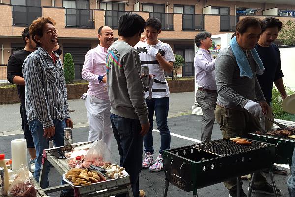 2015年東京BBQ